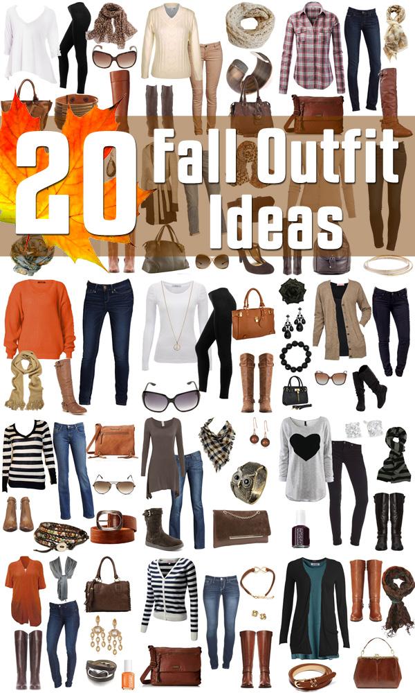 Fall Fashion 2016 - 20 Fall Outfit Ideas