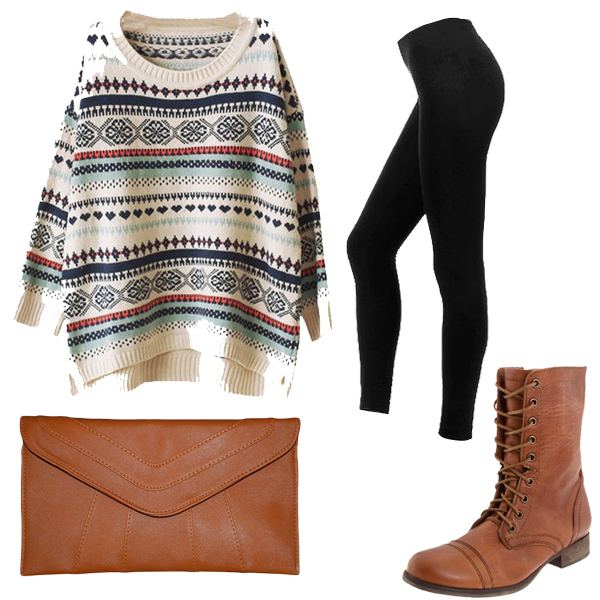 20 Cozy and Fashionable #WinterFashion Outfit Ideas - Roxyplex