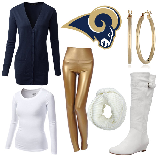 32 Jerseyless #NFL #Football Team-Themed Outfits - Roxyplex