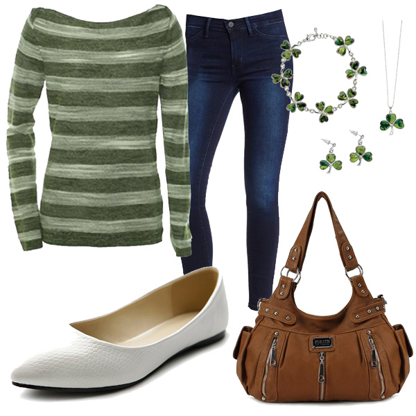 14 St. Patrick's Day Outfit Ideas