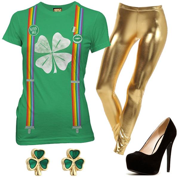 14 St. Patrick's Day Outfit Ideas - Roxyplex #StPatricksDay #StPatricksDayClothing #StPatricksDayOutfits